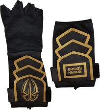 Roman Reigns Gold Logo WWE Authentic Superman Punch Glove Set