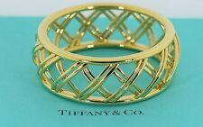 Tiffany & Co Paloma Picasso 18K Yellow Gold Bangle Bracelet