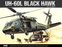 UH-60L Black Hawk Helicopter Plastic Model Kit 1:35 Scale Academy Models
