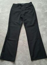 "Next black trousers, 30"" regular"