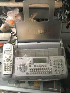 Telefono-fax philips