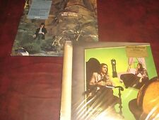 DAVE MASON ALONE TOGETHER + IT'S LIKE YOU NEVER LEFT AUDIOPHILE 180 GRAM  2LP'S
