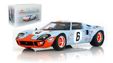 LeMans Ford Plastic Diecast Racing Cars