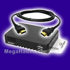 EDISION PROGRESSIV HDc NANO+ SAT RECEIVER PLUS EDISON PROGRESIV RECIEVER HDMI