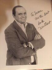 Bob Newhart Hand signed