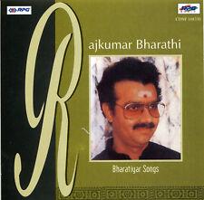 CD- Rajkumar Bharathi- Bharatiyar Songs- UK Import- 1998 RPG CDNF 168330