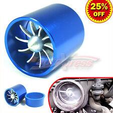 "2.17""-2.5"" 55mm-64mm AIR INTAKE TURBINE Fan TURBONATOR Universal Fuel Saver MESH"