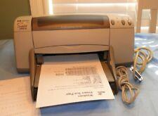 HP Deskjet 970Cxi Professional Series Inkjet Printer w Duplexer. NICE!!!