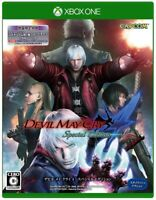 Special Edition Devil May Cry 4 English Xbox One/Japan Import