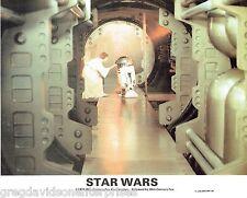 Star Wars 8x10 Still Set 8 Stills Mint 1977 Lobby Card