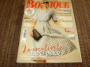 Rivista Magazine La mia Boutique 2020 completa di cartamodelli
