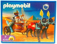 Faraón con carruaje Playmobil 4244 VARIOS`07 para EGIPCIOS Cleopatra romano