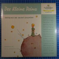 Der kleine Prinz Saint Exupéry Will Quadflieg DGG 43038 Star Rim LP76