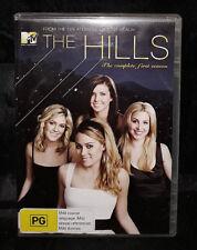 The Hills : Season 1 (DVD, 2008, 3-Disc Set) Region 4