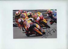 Esteve Rabat KTM 125 Moto GP Germany 2008 Signed