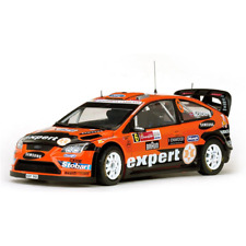 FORD FOCUS N.6 6th MEXICO 2010 H.SOLBERG-I.MINOR 1:18 SunStar Auto Rally