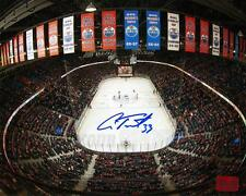 Cam Talbot Edmonton Oilers Signed Autographed Last Game Rexall Place Arena 11x14
