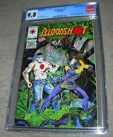 Bloodshot (1993) 7  CGC 9.8 1st appearance of NINJAK costume