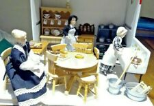 """Casa De Muñecas Mueble Victoriano Cocina"""""""""""