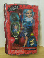 2013 Bratzillaz Witchy Princesses ~ House of Witchez ~ Carolina Past ~ NIP VHTF