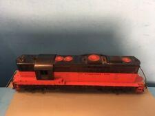 """Ho Scale Rr """"Milwaukee Road"""" Dummy engine"""