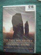 Paul McCartney - Standing Stone - DVD **NEW SEALED**