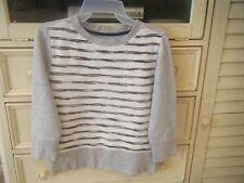 Lou & Grey Striped Shirt Size Small