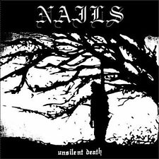 Unsilent Death by NAILS (Metal) (Vinyl, Nov-2010, Southern Lord Records)