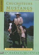 DVD Equitation : Chuchoteurs et Mustangs