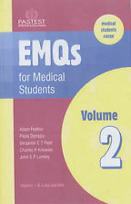 EMQs for Medical Students: v. 2 by A. Feather, C. Knowles, Paola Domizio, J. S.…