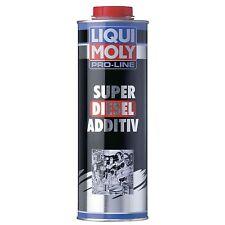 Original Liqui Moly Pro-Line Super Diesel Additiv 1l // 5176