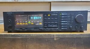 Onkyo TX-38 AM FM Stereo Receiver Quartz Synthesized Tuner Amplifier - TESTED
