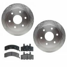 RAYBESTOS Front Metallic Disc Brake Pad & Rotor Kit Set for Chevy GMC Truck