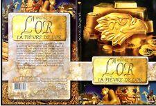 DVD L'histoire de l'or - La fievre de l'or   Documentaire   Lemaus