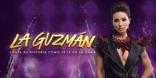 LA GUZMAN,2019 TELESERIE MEXICANA ,15 DVDS
