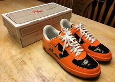 RARE Mens A Bathing Ape Bapesta Ape HALLOWEEN Shoes Size 12 (WITH Box)