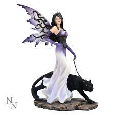 Nemesis Now Panthea Gothic Fairy Panther Figurine Decor Ornament Statue 29cm