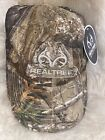 NWT Realtree Adjustable Camo Hat With Embroidered Logo