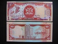 TRINIDAD AND TOBAGO  Banknote from 2006 (2014)  (Pnew)  UNC