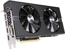 SAPPHIRE NITRO+ Radeon RX 580 DirectX 12 100411NT+4G-2L 4GB 256-Bit GDDR5 CrossF