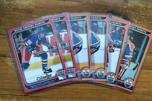 2008-09 O-Pee-Chee Tribute Panoramic Wayne Gretzky OPC - Pick from list - 3.5x5