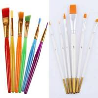 Flexible Painting Brushes Cake Decorating Fondant Dusting Sugar Craft Tool V4J6