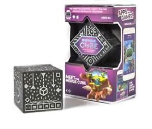 BRAND NEW! MERGE CUBE - AR/VR Holographic Object You Can Hold In Your Hand
