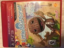 LittleBigPlanet -- Game of the Year Edition (Sony PlayStation 3, 2009)