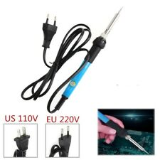 220V/110V 60W Adjustable Electric Temperature Gun Welding Soldering Iron Tool QE