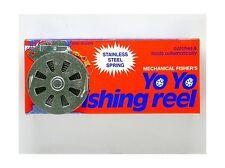 12 Mechanical Fisher's Yo Yo Fishing Reels (Flat Trigger Model) Free Shipping