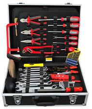 FAMEX 757-99 Werkzeugkoffer Werkzeug Set Werkzeugkasten mit Werkzeug / komplett