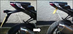SUZUKI GSXR 600 750 GSXR600 GSXR750 2006 - 2010 FENDER ELIMINATOR LIFE WARRANTY