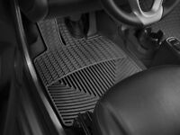WeatherTech All-Weather Floor Mats for Smart Car Fortwo 2008-2011 Black