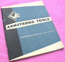1966 Armstrong Tools Catalog 700